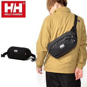 ボディバッグ HELLY HANSEN ヘリーハンセン フィヨルドランドヒップバッグ メンズ レディース 5L ウエストポーチ ヒップバッグ 斜め掛け かばん hoy91810 elephant