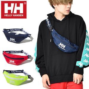ボディバッグ HELLY HANSEN ヘリーハンセン formula Waist Bag ウエストバッグ メンズ レディース ウエストポーチ ヒップバッグ 2019秋冬新作 hy91951 elephant