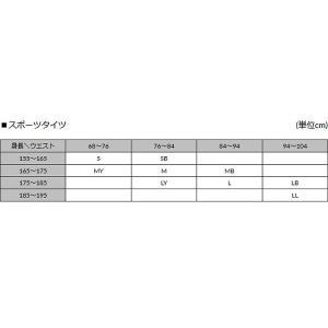 CW-X スタビライクスモデル メンズ スポーツタイツ コンプレッションウェア 着圧 ランニング ロング スパッツ ワコール Wacoal 得割10|elephant|08