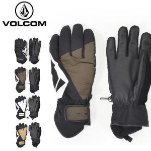 スノーグローブ VOLCOM ボルコム メンズ VCM Glove II 手袋 スノーボード スキー...