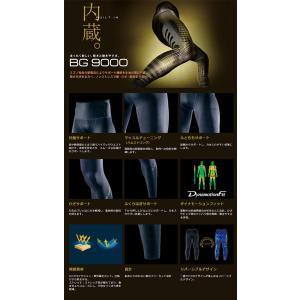 スポーツタイツ ミズノ MIZUNO レディース BG9000 バイオギアタイツ ロング UVカット ランニング elephant 05