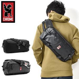 ボディバッグ クローム KADET カデット ヒップバッグ ウエストバッグ 鞄 カバン メンズ|elephant