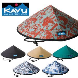 ハット KAVU カブー Chillba チルバ メンズ レディース ハット  帽子 アウトドア キャンプ 野外フェス 海水浴 釣り 農作業 2019夏新色 送料無料|elephant