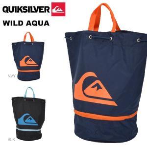 QUIKSILVER クイックシルバー スイム バックパック プールバッグ キッズ ジュニア 子供 かばん バッグ 水泳 スイムバッグ 2019春夏新作 20%off|elephant