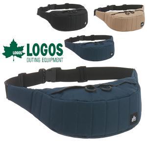 ロゴス LOGOS 2WAY ボディバッグ メンズ レディース サーマウントシェルバッグ 3L 超軽量 ウエストポーチ|elephant