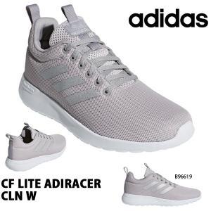 スニーカー アディダス adidas CF LITE ADIRACER CLN W ライトアディレーサー レディース カジュアル シューズ 靴 2018秋冬新作 得割20 B96619 elephant