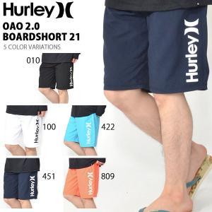 Hurley(ハーレー)OAO 2.0 BOARDSHORT 21 紳士・男性用  定番 ONE&a...
