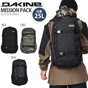 バックパック DAKINE ダカイン URBN MISSION PACK 23L ブラック 黒 リュック バッグ BA237-012 BA237012 2020春夏新作 10%off|elephant