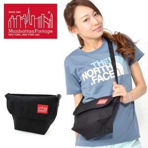 メッセンジャー バッグ Manhattan Portage マンハッタンポーテージ メンズ レディース Casual Messenger Bag for Kids 5L ショルダーバッグ MP1603 ブラック 黒 elephant
