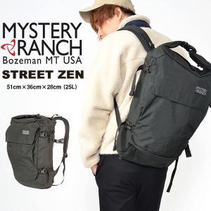 リュックサック ミステリーランチ MYSTERYRANCH ストリートゼン 25L バックパック  デイパック バッグ 通勤 通学 正規代理店品 送料無料|elephant