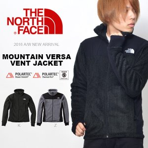 1着限り モコモコ フリース ジャケット THE NORTH FACE ザ・ノースフェイス メンズ Mountain Versa Vent Jacket マウンテンバーサベントジャケット|elephant