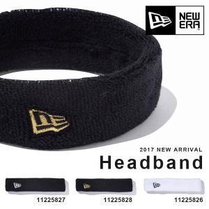 ゆうパケット対応可能! ニューエラ NEW ERA Headband ヘッドバンド ヘアバンド スポーツバンド ヘアバン 11225827 11225828 11225826|elephant