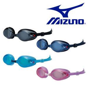 スイミングゴーグル MIZUNO ミズノ メンズ レディース フィットネス用 クッションタイプ 水泳 競泳  得割20|elephant