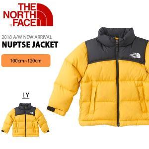 数量限定 ダウンジャケット THE NORTH FACE ザ・ノースフェイス キッズ Nuptse Jacket ヌプシジャケット 2018秋冬新作 高品質ダウン ndj91863|elephant