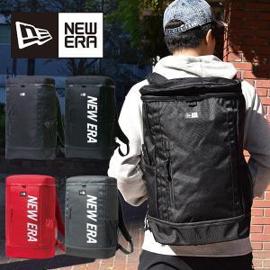 ニューエラ NEW ERA BOX PACK 32L ボックスパック バックパック リュックサック アウトドア ザック デイパック カバン 32L 定番 15%off|エレファントSPORTS PayPayモール店