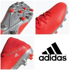 キッズ サッカースパイク アディダス adidas ネメシス 19.3-ジャパン HG/AG J ジュニア 子供 スパイク 固定式 シューズ 靴 2019秋新作 得割20 送料無料 EF8845|elephant|03