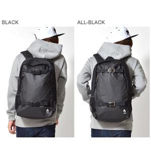 バックパック NIXON ニクソン スミス SMITH III SKATEPACK リュックサック デイパック バッグ BAG かばん 鞄 カバン|elephant|02