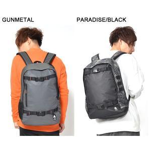 バックパック NIXON ニクソン スミス SMITH III SKATEPACK リュックサック デイパック バッグ BAG かばん 鞄 カバン|elephant|03