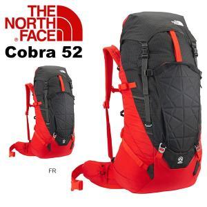 ザック リュックサック THE NORTH FACE ザ・ノースフェイス Cobra 52 コブラ52 アルパインパック 登山 アウトドア 50 52L かばん バッグ SUMMIT SERIES nm61803|elephant