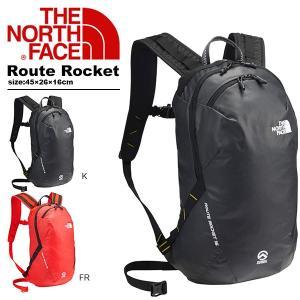 ザック リュックサック THE NORTH FACE ザ・ノースフェイス Route Rocket ルートロケット クライマー 登山 アウトドア 16L かばん バッグ SUMMIT SERIES nm61808|elephant