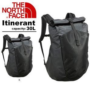 送料無料 防水 リュックサック THE NORTH FACE ザ・ノースフェイス Itinerant アイティナラント 30L デイパック かばん nm81761|elephant