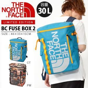 追加企画 限定カラー 2019夏新色 THE NORTH FACE ザ・ノースフェイス ベースキャンプ ヒューズボックス 2 nm81817 30L リュックサック BC FUSE BOX 2 スクエア型|elephant
