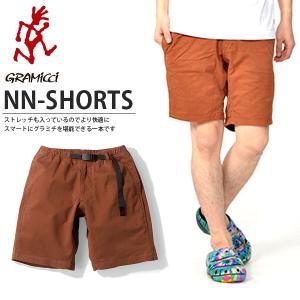 ショートパンツ グラミチ GRAMICCI メンズ NN-Shorts ナロー ショーツ ハーフパン...