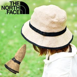 ザ・ノースフェイス 麦わら帽子 レディース メンズ THE NORTH FACE Hike Hat ハイク ハット パッカブル 紫外線 折り畳み nn01815 エレファントSPORTS PayPayモール店