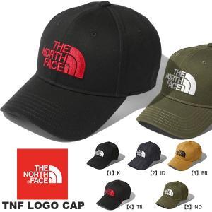 THE NORTH FACE (ザ ノースフェイス) TNF LOGO CAP(TNFロゴキャップ)...