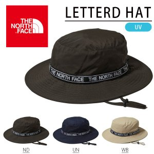 UV ハット THE NORTH FACE ザ・ノースフェイス Letterd Hat レタード ハット メンズ レディース テープロゴ 2019春夏新作 フェス アウトドア 帽子|elephant