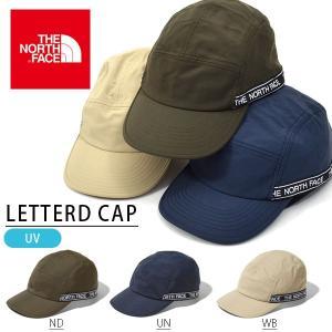 UV キャップ THE NORTH FACE ザ・ノースフェイス Letterd Cap レタード キャップ メンズ レディース テープロゴ 2019春夏新作 フェス アウトドア 帽子|elephant