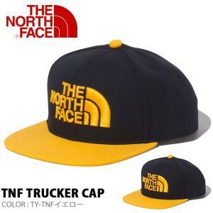 キャップ ザ・ノースフェイス THE NORTH FACE TNF Trucker Cap トラッカーキャップ 帽子 フリーサイズ 2018秋冬新作 インディゴ nn41811|elephant