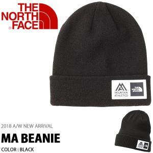 ニット帽 ザ・ノースフェイス THE NORTH FACE メンズ レディース MA Beanie MAビーニー 帽子 アウトドア nn41879 ニットキャップ 2018秋冬新作 マウンテン|elephant