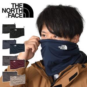 ネックウォーマー THE NORTH FACE ザ・ノースフェイス リバーシブル ネック ゲイター ...