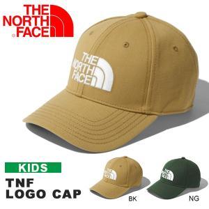 キャップ ザ・ノースフェイス THE NORTH FACE TNF Logo Cap キッズ TNFロゴキャップ 帽子 子供 遠足 紫外線防止 2018秋冬新作 日よけ nnj41850|elephant