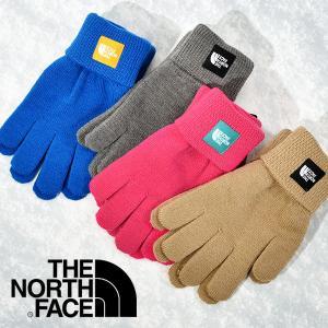 THE NORTH FACE(ザ・ノースフェイス)kids Knit Glove (ニットグローブ)...