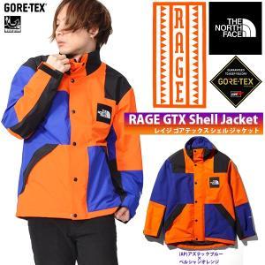 復刻 RAGEシリーズ GORE-TEX ジャケット THE NORTH FACE ザ・ノースフェイス RAGE GTX Shell Jacket シェル  メンズ 2019春新作 np11961|elephant