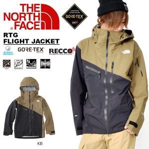 GORE-TEX ジャケット THE NORTH FACE ザ・ノースフェイス メンズ RTG フライト ジャケット スノー スキー ウエア スノーボード 2018秋冬新作 ns61801|elephant