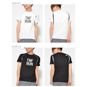 UV 半袖Tシャツ THE NORTH FACE ザ・ノースフェイス メンズ S/S TNFR Logo Crew ショートスリーブ TNFR ロゴクルー TNF RUN nt11889|elephant|02