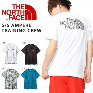 THE NORTH FACE (ノースフェイス)S/S Ampere Training Crew(シ...