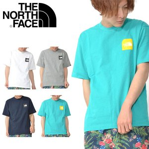 追加企画 スクエア ロゴ 生地厚 半袖Tシャツ THE NORTH FACE ザ・ノースフェイス メンズ S/S Small Square Logo Tee 2019春夏新作 nt31900|elephant