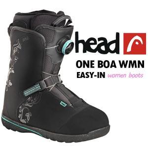 head ヘッド スノーボード ブーツ ONE BOA WM...