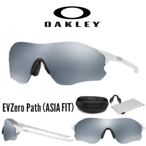送料無料 サングラス OAKLEY オークリー EVZero Path イーブイゼロ パス Slate Iridium 眼鏡 アイウェア 日本正規品 oo9313 1038|elephant