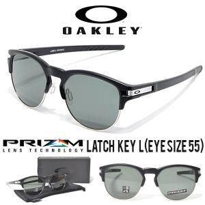 最新モデル LATCH KEY L 送料無料 OAKLEY オークリー サングラス ラッチ キー L (EYE SIZE 55) 2018春新作 Prizm Grey Lens 日本正規品 oo9394-01|elephant
