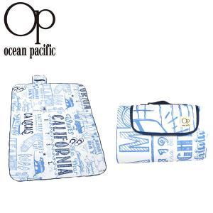 レジャーシート オーシャンパシフィック Ocean Pacific OP レディース ハンドル付き 折りたたみ おしゃれ ピクニックマット 529934 2019夏新作 30%off|elephant