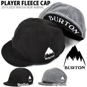 キャップ バートン BURTON Player Fleece Cap メンズ レディース フリース ...