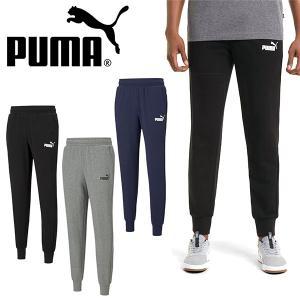 プーマ ジャージ スウェット パンツ PUMA メンズ ESS ロゴパンツ スウェットパンツ スエッ...