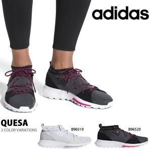 得割30 トレイルランニングシューズ アディダス adidas QUESA クエーサ レディース アウトドア トレイル ランニング シューズ 靴 2018秋冬新作|elephant