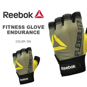 リーボック Reebok フィットネス グローブ エンデュランス 手袋 トレーニング 筋トレ 練習|elephant