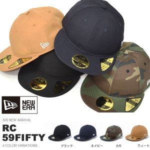 NEW ERA ニューエラ メンズ レディース RC 59FIFTY ベーシック キャップ 帽子 CAP 2019春新作 10%off|elephant